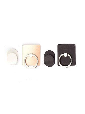 Suporte Anel Ring Com Suporte Para Smartphone Várias Cores