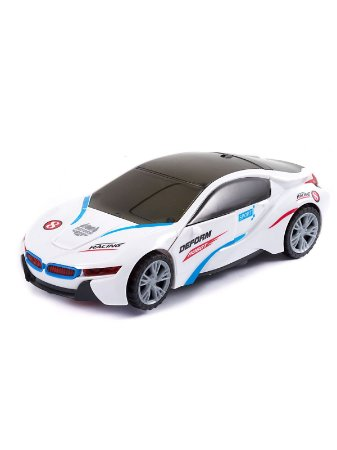 Carro Robot Deform