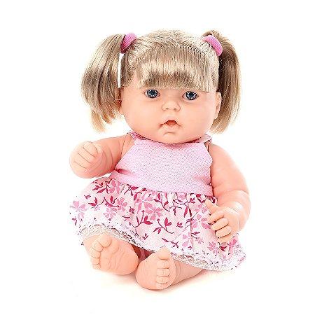 78acbb675 Boneca Tipo Bebe Reborn Beatriz - Chic Outlet - Economize com estilo!