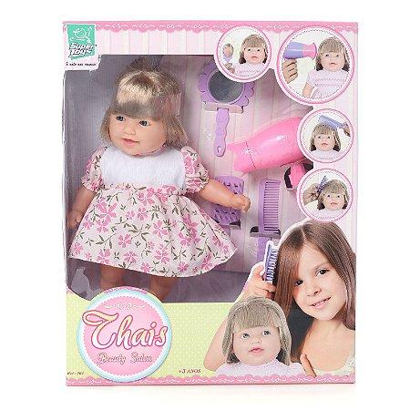 Boneca Thais Com Acessórios 264 Super Toys