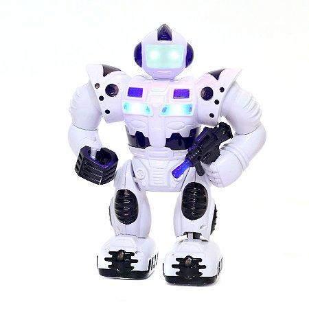 Robô Pioneer Super Com Luz