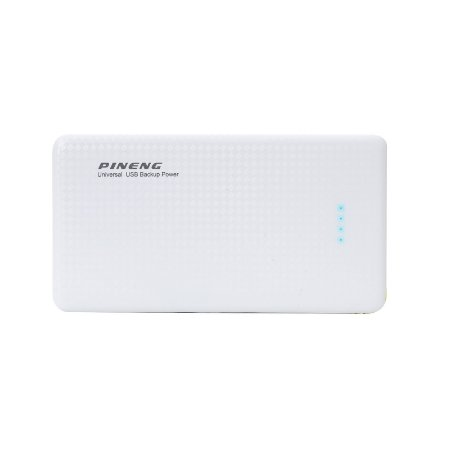 Power Bank Carregador Portátil Bateria Externa Pineng 10000mah