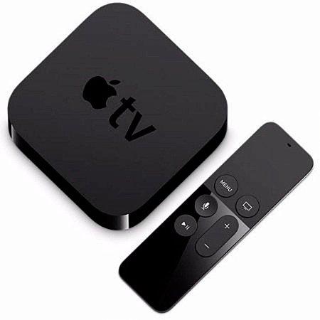 Apple Tv 4k 32 Gb Wifi + Controle Bluetooth - Garantia 6 meses