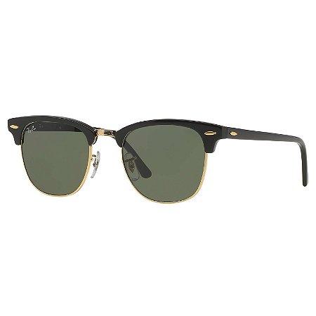 4fd731a1a Óculos Ray Ban Clubmaster Clássico - Chic Outlet - Economize com estilo!