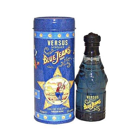 Perfume Blue Jeans By Gianni Versace Masculino Eau De Toilette 75ml