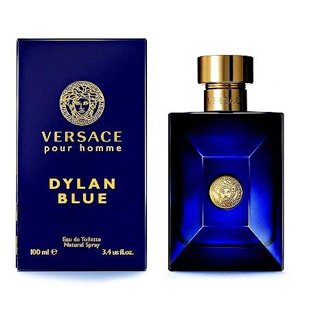 Perfume Dylan Blue by Versace Masculino Eau De Toilette 100ml