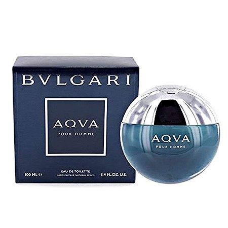 Perfume Bvlgari Aqua Masculino Eau De Toilette 100ml