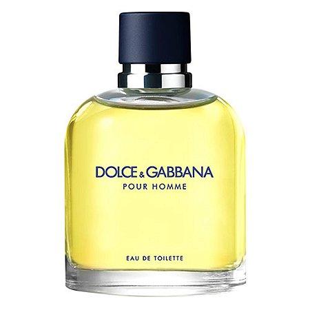 Perfume Dolce & Gabbana Masculino Eau de Toilette 125ml