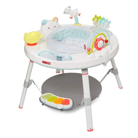 Cadeira Centro de Atividade para Bebê Brouncer Explore & More em 3 Estágios