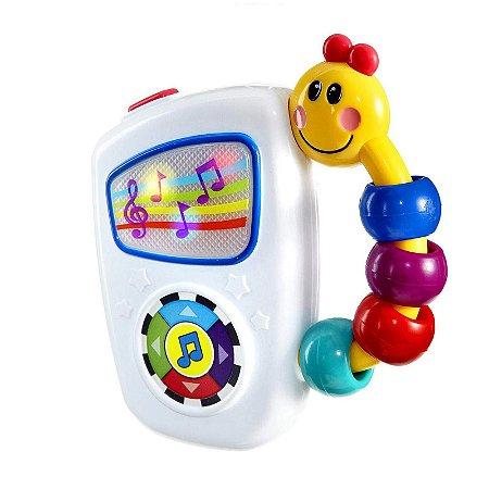 Brinquedo MP3 Player Infantil Einstein para Bebê 7 Melodias