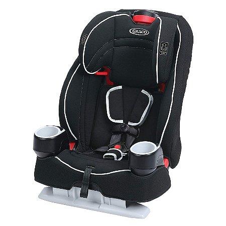 Cadeirinha de Bebê para Carro Graco Atlas 65 Harness Booster de 9 a 30Kg