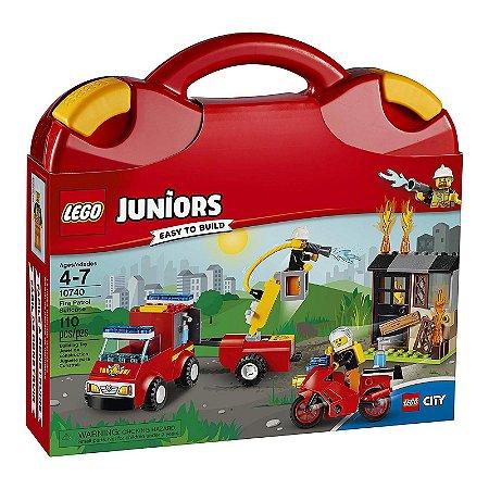 10740 - Lego Juniors Malinha do Corpo de Bombeiros