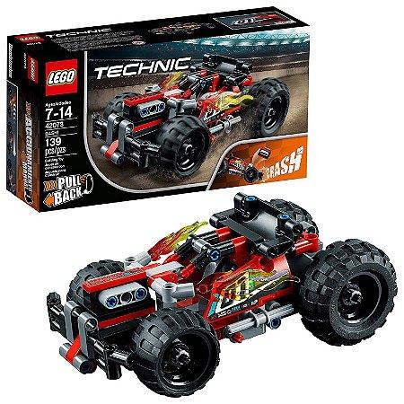 42073 - Lego Technic Kit de Construção Carro de Corrida
