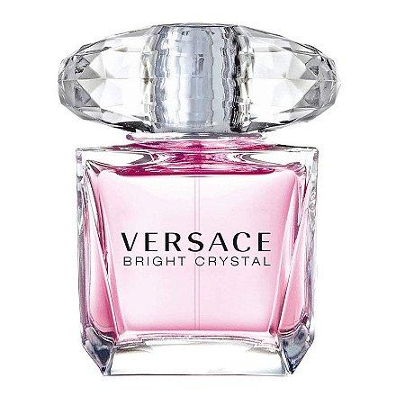Perfume Versace Bright Crystal Feminino Eau De Toilette 90ml