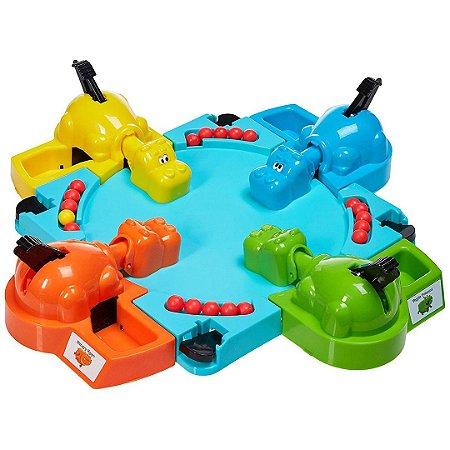 Jogo Infantil hipopótamo Faminto Hungry Hungry Hippos