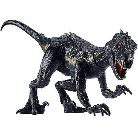 Dinossauro Indoraptor Jurassic World 2 Figura Dino Básica Com 36cm