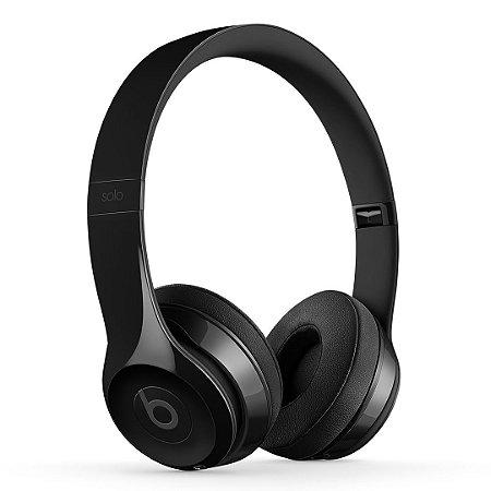 Fone de ouvido Beats Solo2 Original c/ Fio – Preto