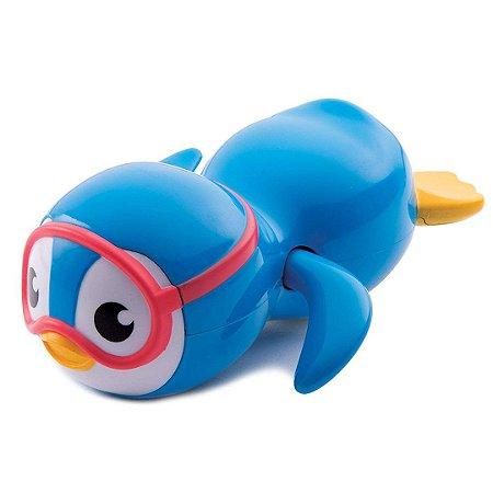 Brinquedo Pinguim Para Banho Infantil Munchkin Divertido Que Nada
