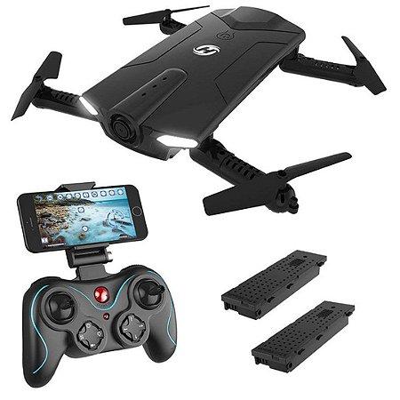 Drone Holy Stone HS160 FPV RC 720p HD Wi-Fi Câmera Video 2.4GHz 6 Eixo Gyro Quadcopter