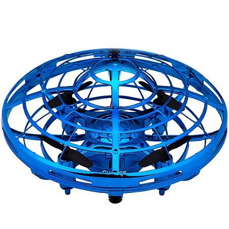 Mini Drone Scoot Motion RC Quadcopter com Sensor de Guia Ultra portátil