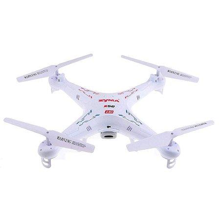 Drone Syma X5C 4 canais 2.4GHz RC Explores Quadcopter