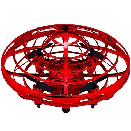 Drone Scoot Motion Quadcopter com Sensor de Guia Ultra Portátil