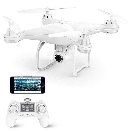 Drone Potensic T25 GPS FPV RC Câmera e Retorno Quadcopter Ângulo Amplo 1080P HD WiFi