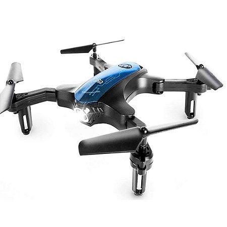 Drone Schark Spark Quadcopter RC Braços Dobráveis Gyro Retorno Headless Hold 3D Flips