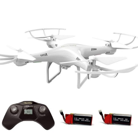 Drone Cheerwing CW4 RC 720p HD Câmera 2.4 Ghz RC Quadcopter Altitude Hold
