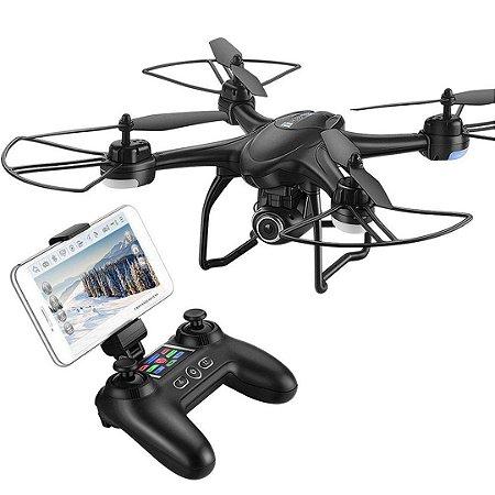 Drone Hobbytiger H301S Ranger Câmera Live Video GPS 720p HD Wide-Angle WiFi Hold