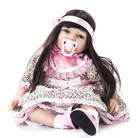 Bebê Reborn Kaydora Fernanda