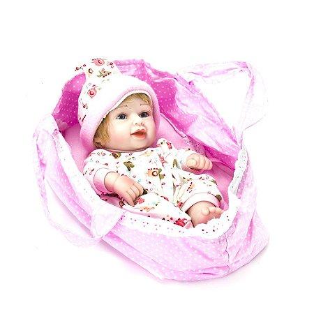 Bebê Reborn Kaydora Amanda