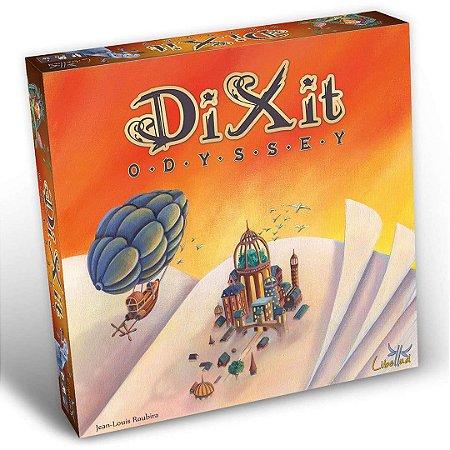 Jogo Clássico Infantil Cartas Dixit Odyssey
