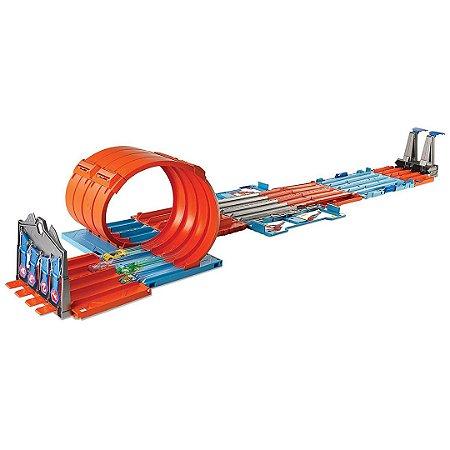 Hot Wheels Track Builder Infantil Pista de Corrida