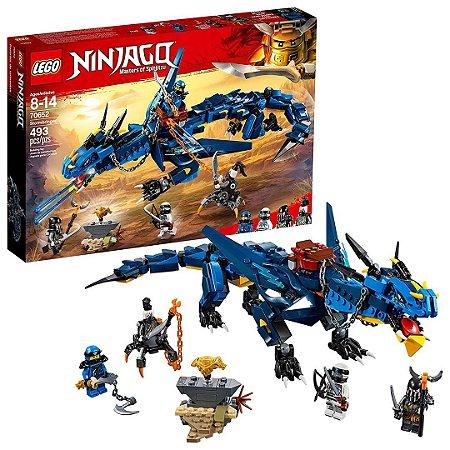 70652 - Lego Ninjago Dragão De Tempestade