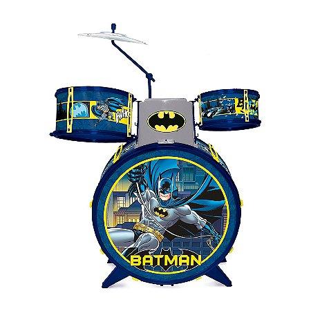 Bateria Infantil Batman Cavaleiro das Trevas FUN 8080-4