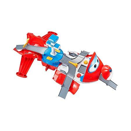 Super Wings Playset Torre De Decolagem Do Jett 2 Em 1 - Fun Divirta-se