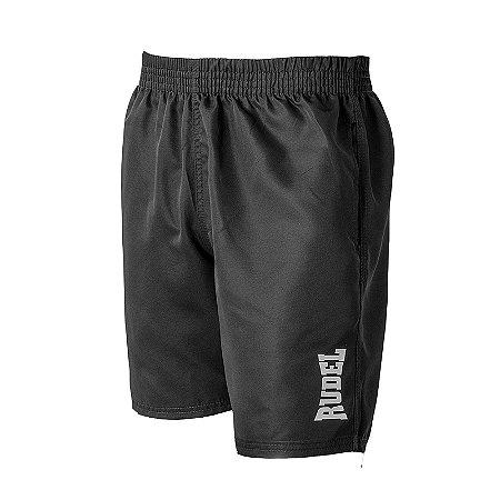 Shorts Masculino Fitness II Cinza Rudel Sports Tamanho P