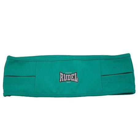 Cinto Esportivo Waist Bag Verde Rudel Sports Tamanho P
