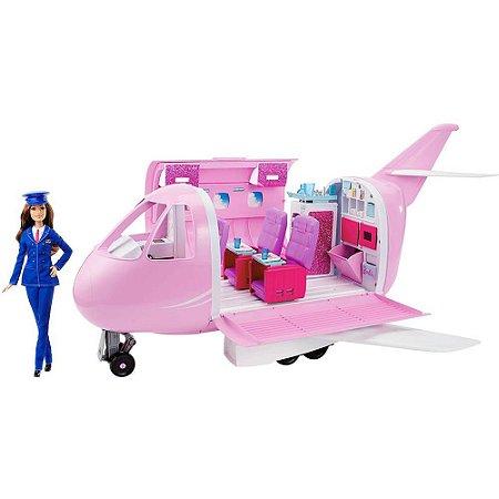 Barbie Avião de Luxo FNF09