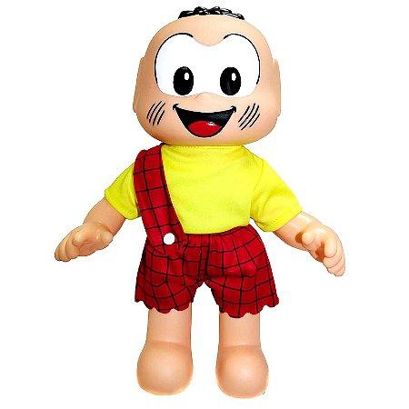 Brinquedo Boneco Turma da Mônica Cascão