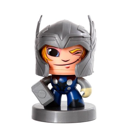 Boneco Thor Funko Pop Mighty Muggs Vingadores Marvel