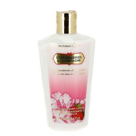 Creme Hidratante Body Lotion Victorias Secret – Strawberries And Champagne 250ml