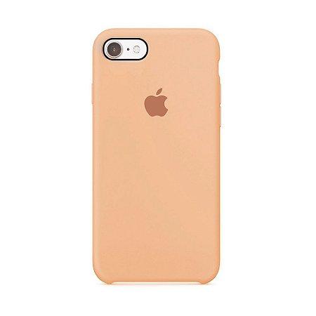 Capa para iPhone 6 e 6s em Silicone Apple Rosa