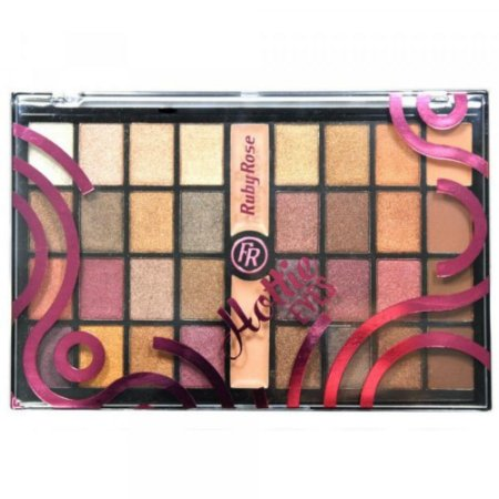 Paleta De Sombras Hottie Eyes Ruby Rose HB9975
