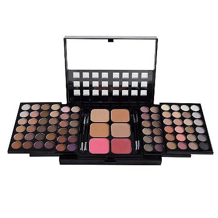 Estojo Maleta De Maquiagem Kit Absoluta Jasmyne JS06010