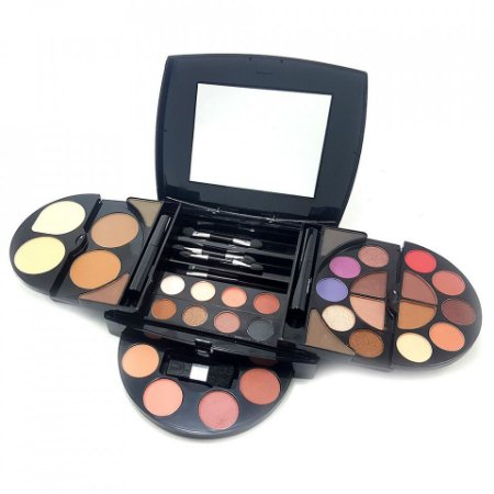 Kit De Maquiagem Crazy In Love Luisance L020