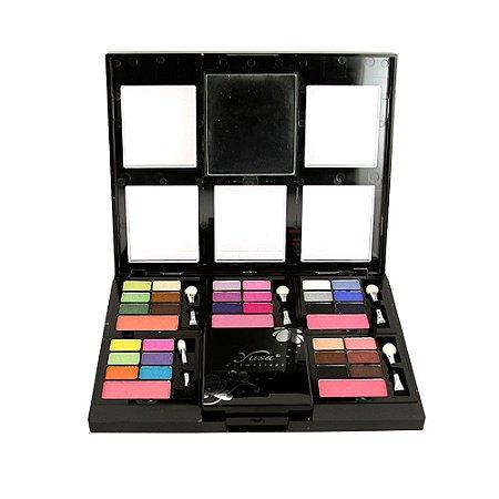 Kit Maquiagem Ideal Carry Paleta de Sombras Para Os Olhos - Yusa Cosméticos