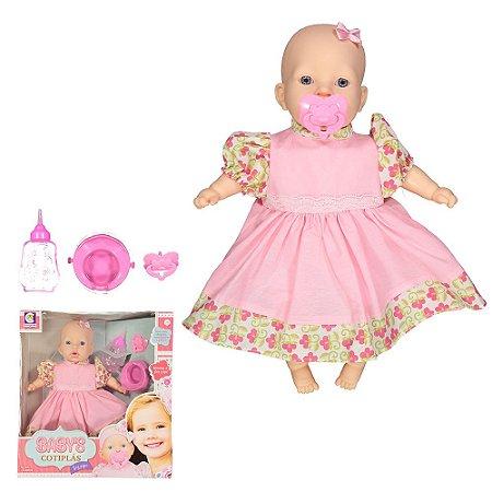 Boneca Baby's Cotiplás Faz Pipi - Cotiplás