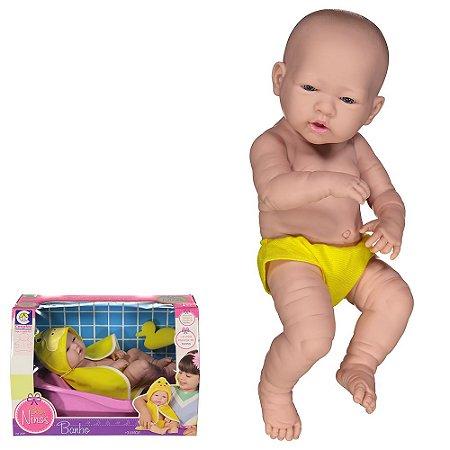 Brinquedo Infantil Baby Ninos na Banheira - Cotiplás